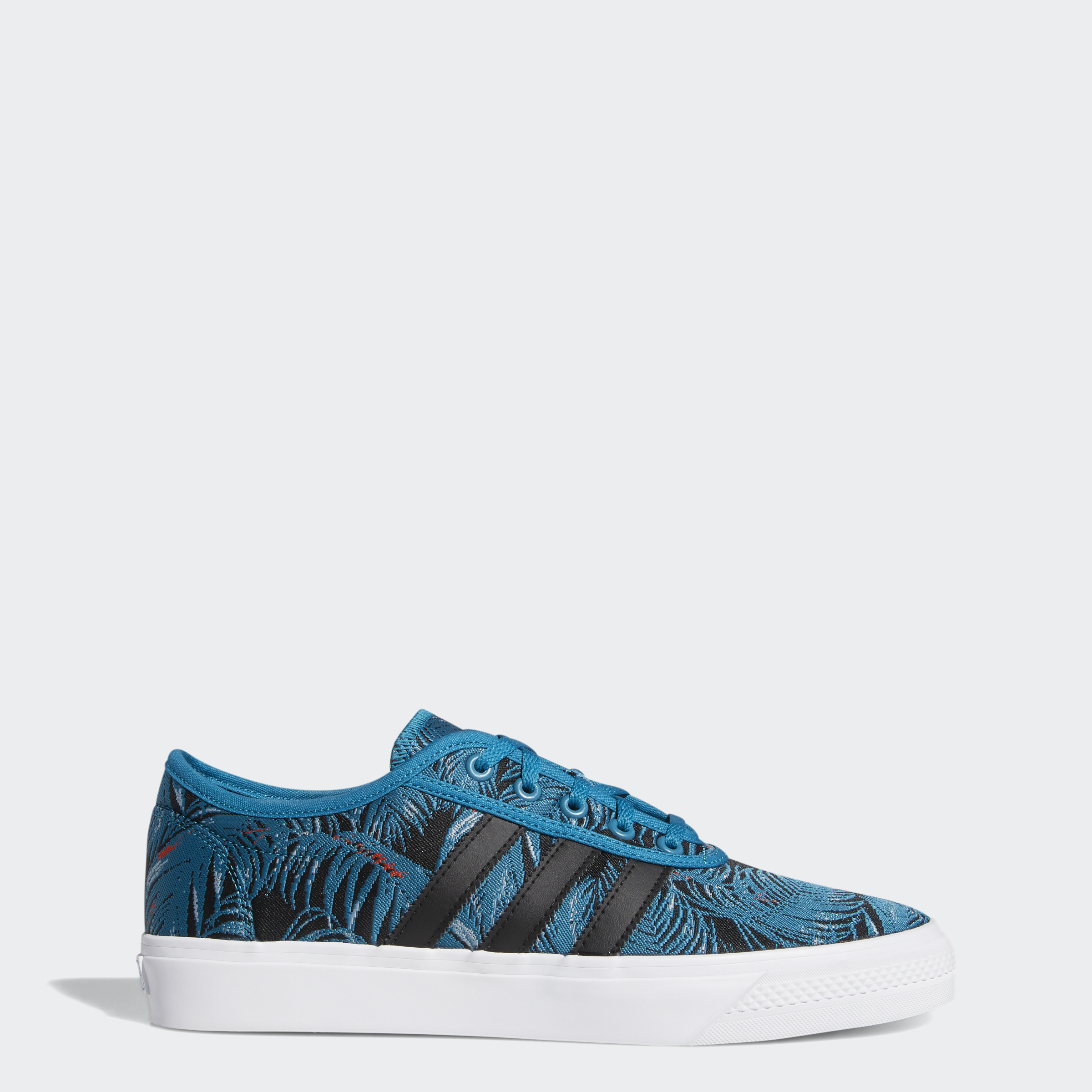 Adidas Nizza Hi Blue \u0026 Off White END.