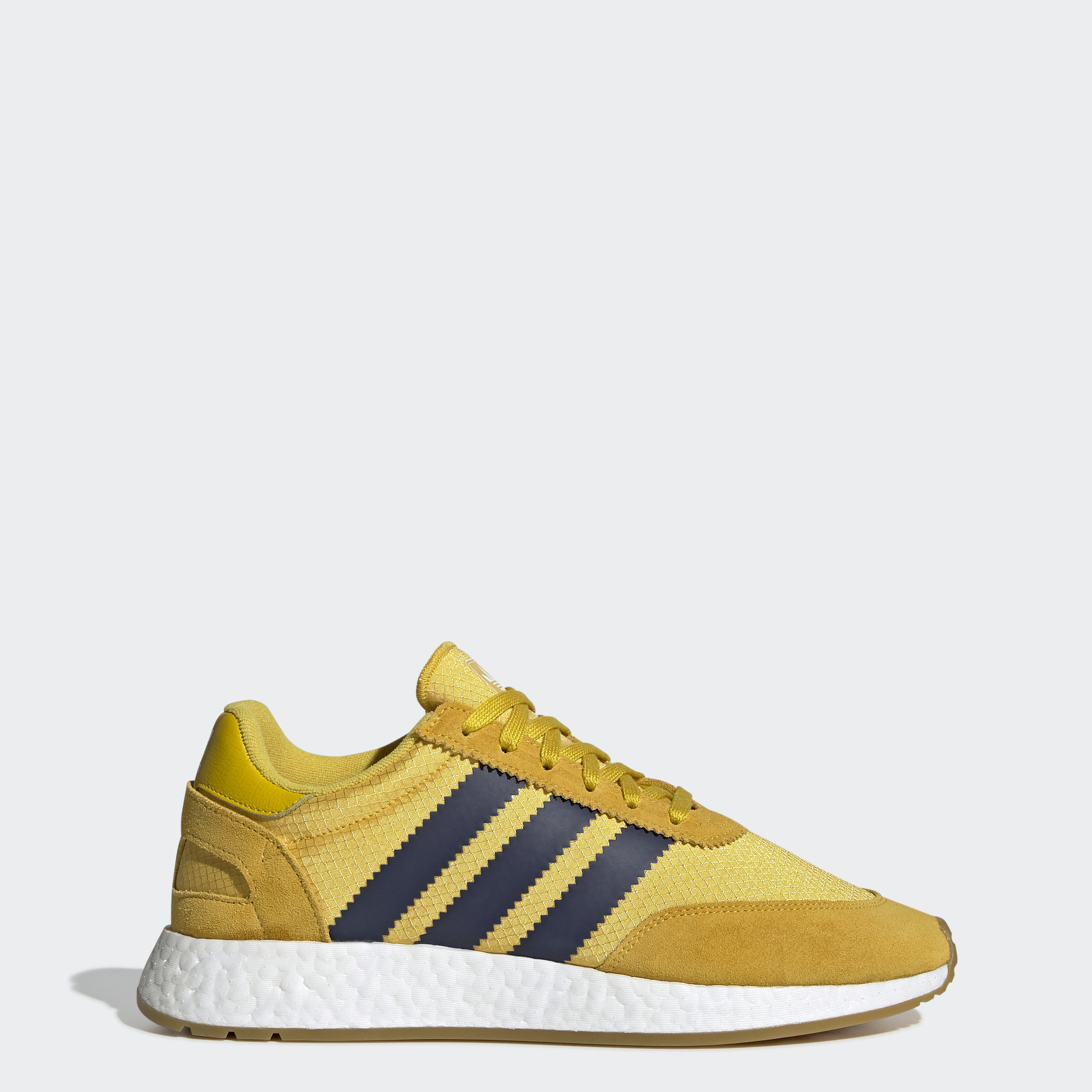 adidas Originals I-5923 Shoes Men's Tribe Yellow / Night Indigo