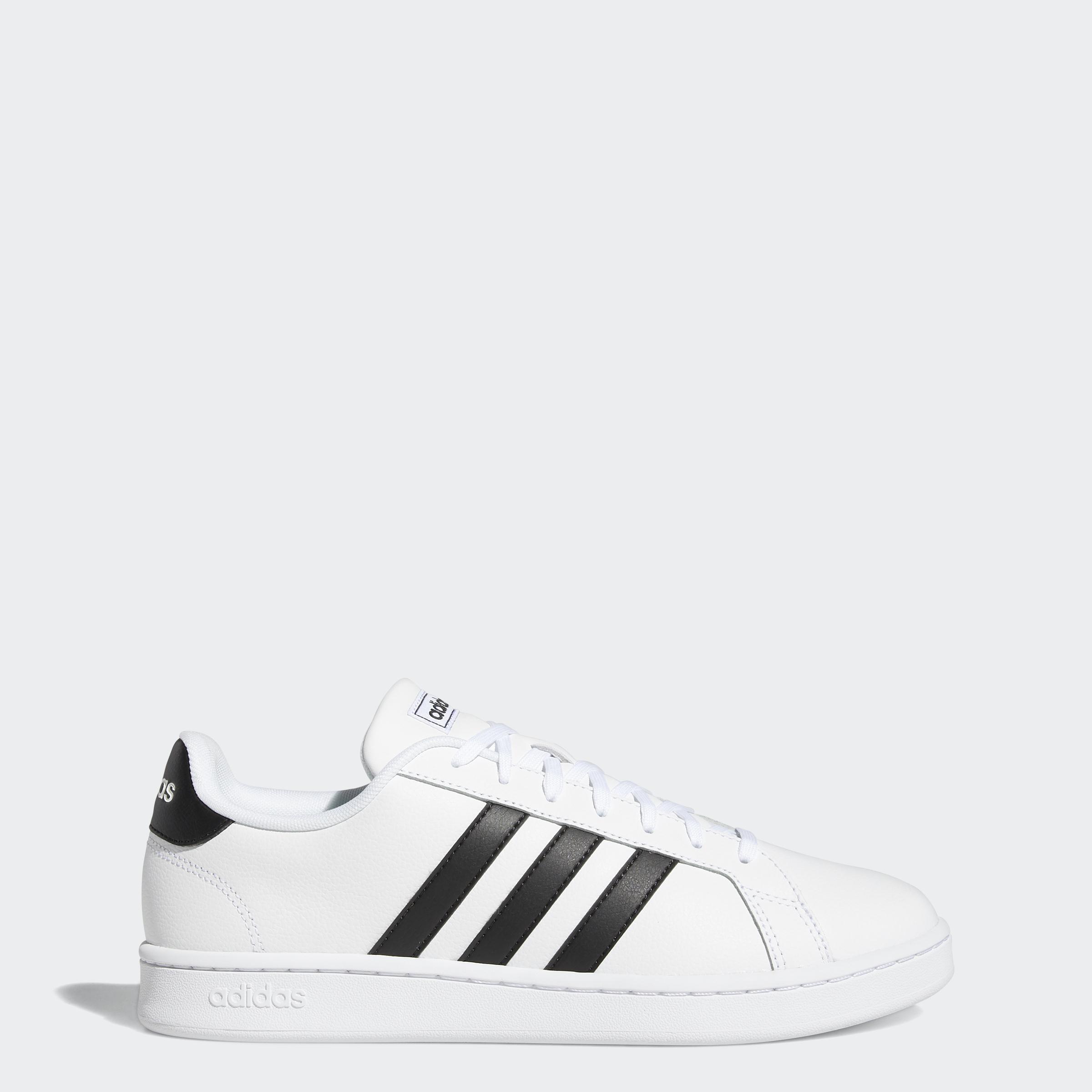 adidas-Originals-Grand-Court-Shoes-Men-039-s thumbnail 19