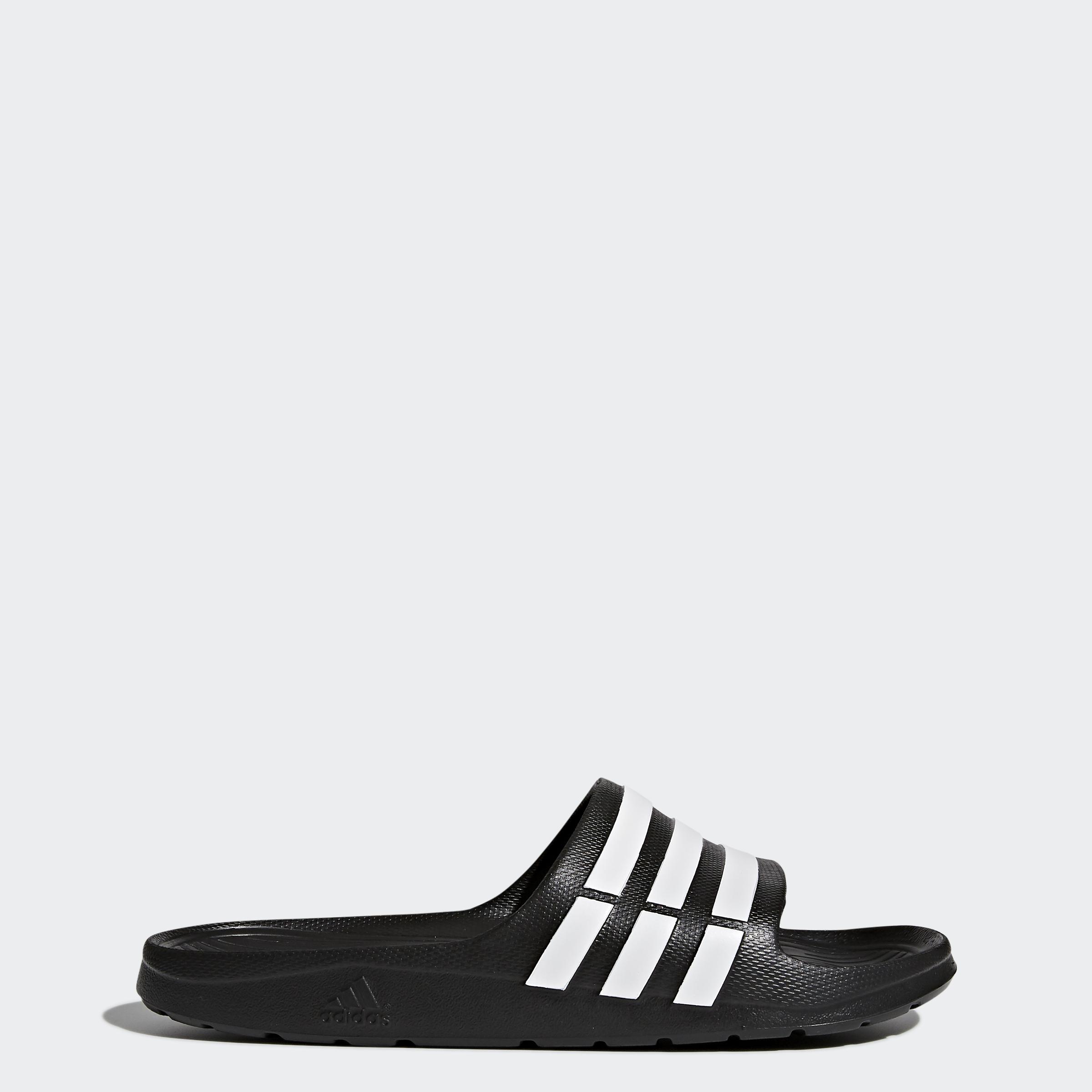 adidas-Duramo-Slides-Men-039-s thumbnail 10