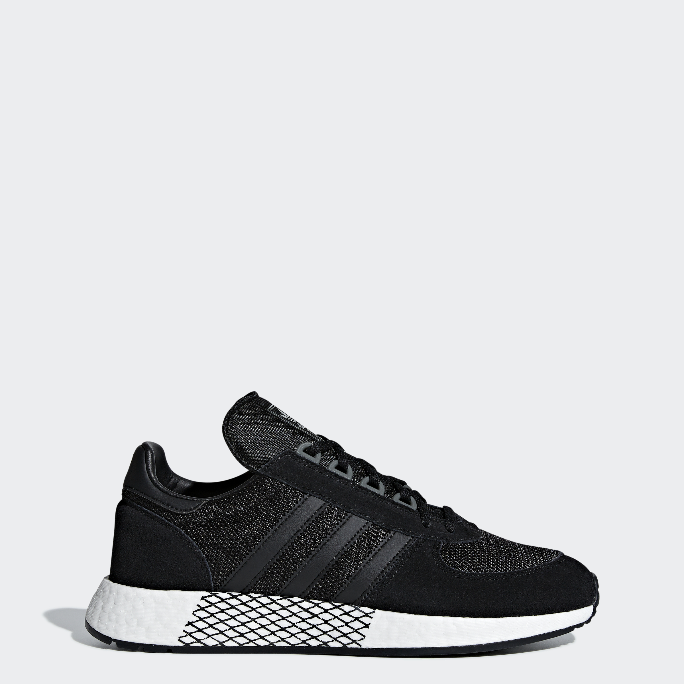 adidas Originals Marathonx5923 Shoes Men's Core Black / Utility Black