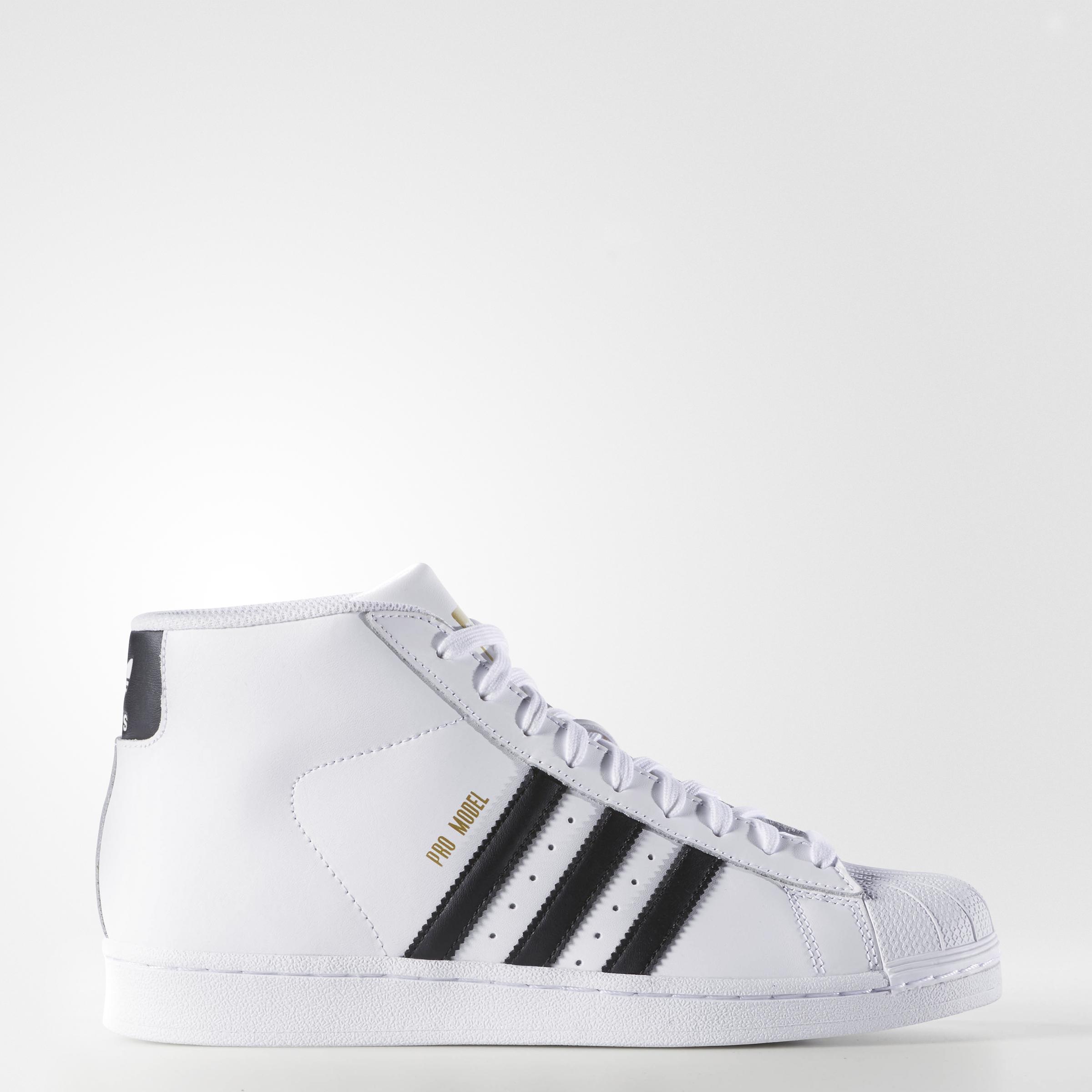 adidas-Originals-Pro-Model-Shoes-Men-039-s thumbnail 10