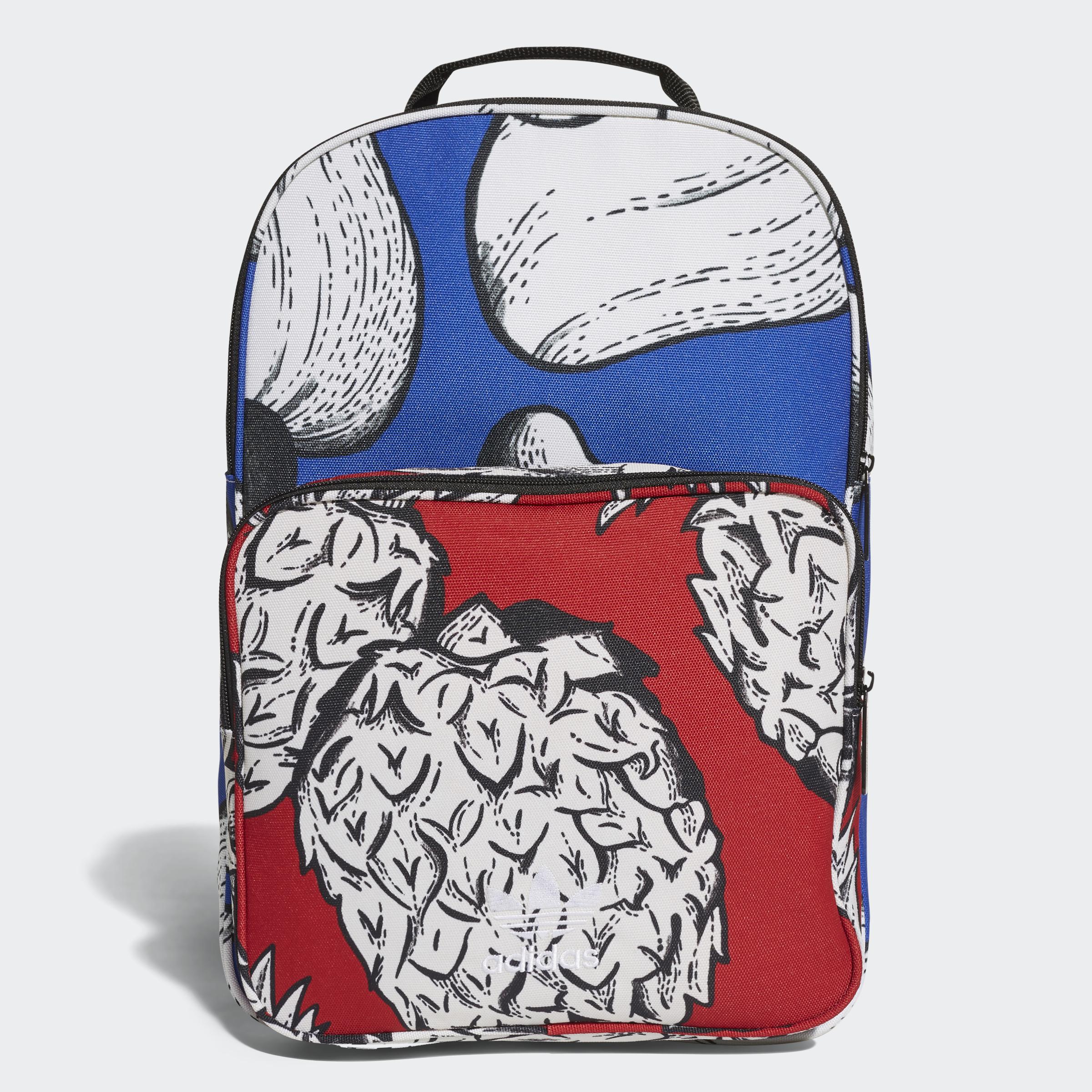adidas-Originals-Classic-Backpack-Women-039-s thumbnail 10