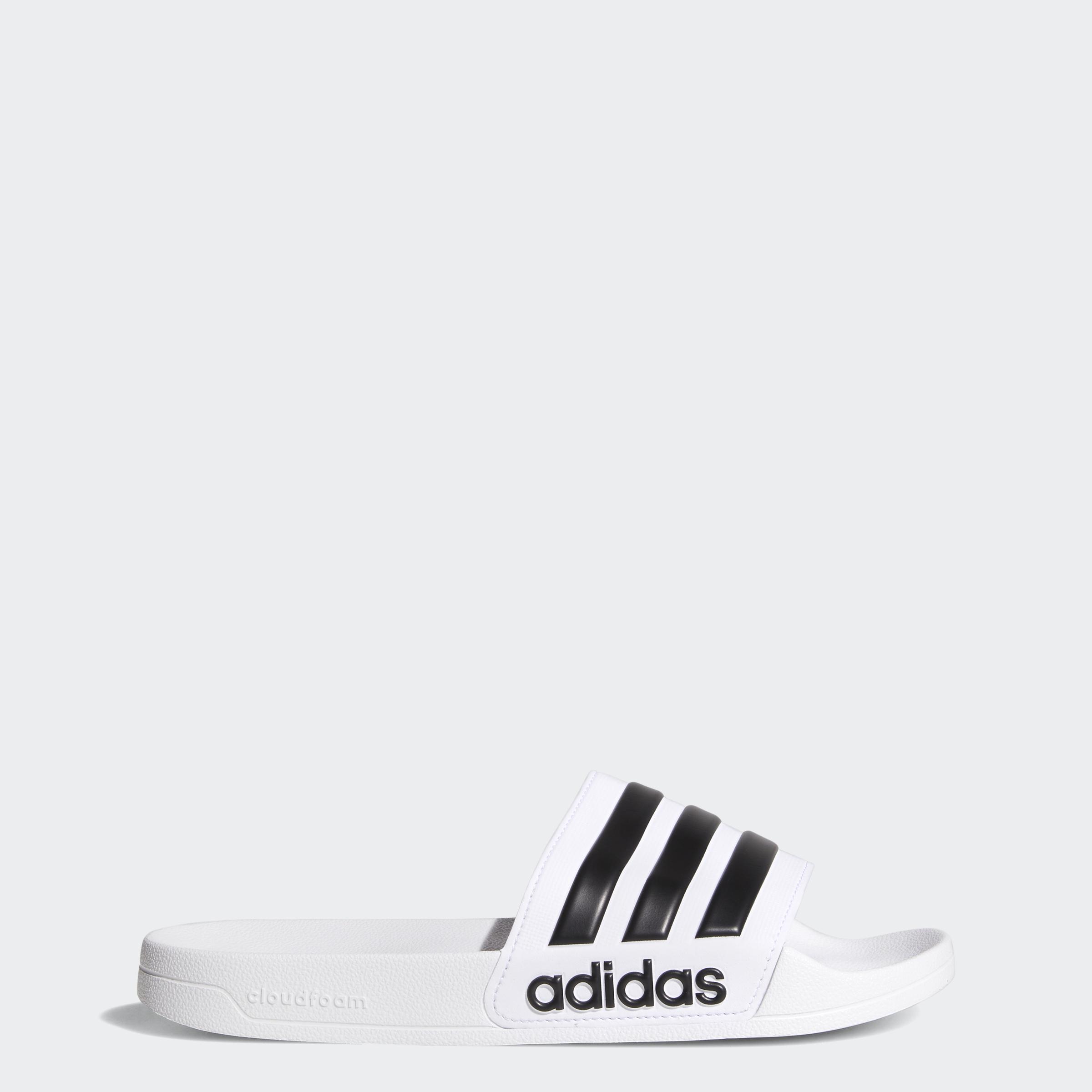 adidas-Adilette-Cloudfoam-Slides-Men-039-s thumbnail 16