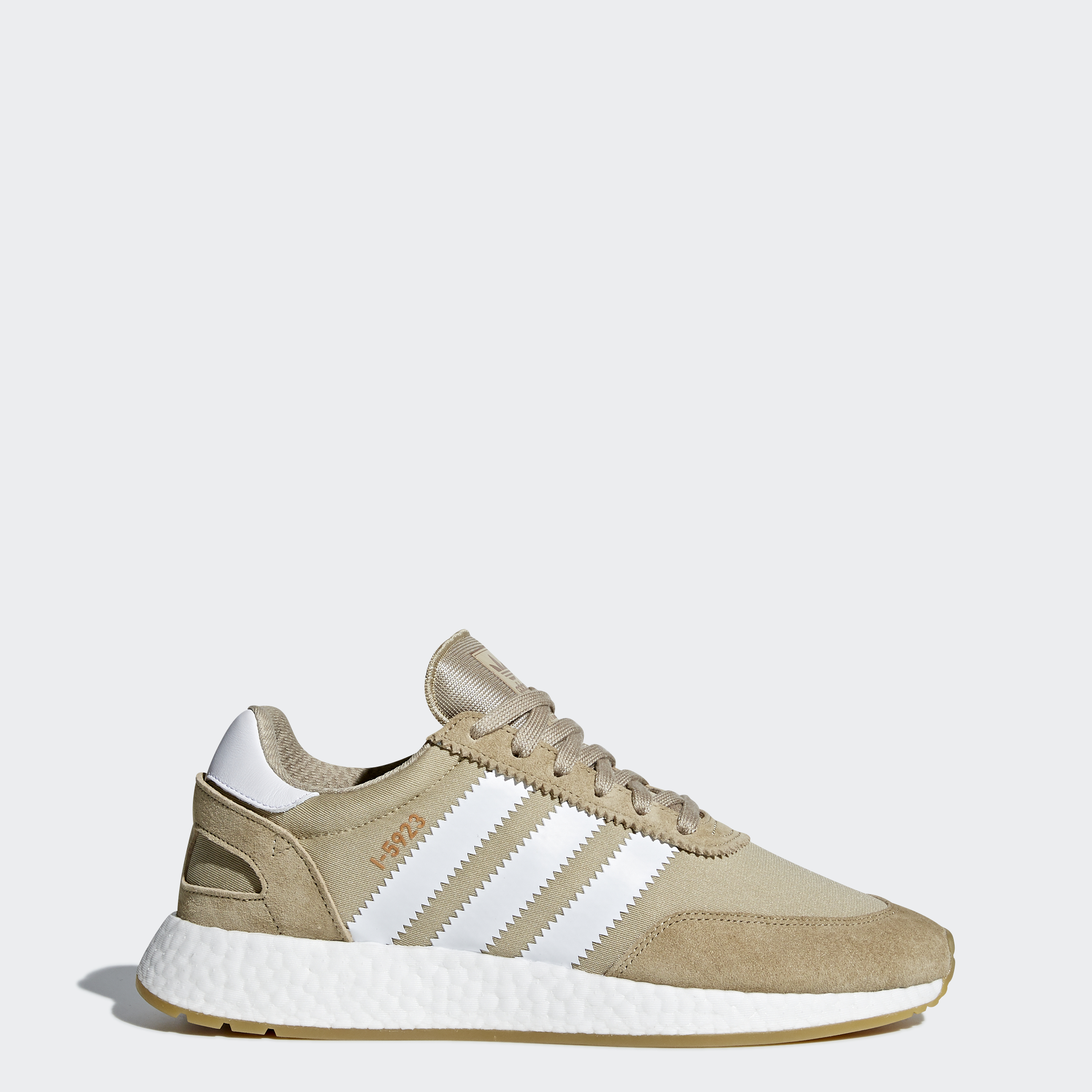 adidas Originals I-5923 Shoes Men's Red Gold / Cloud White / Gum