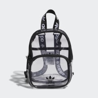 Deals on Adidas Clear Mini Backpack