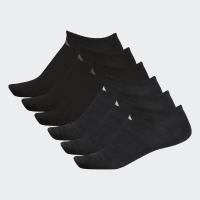 Deals on 6 Pack Adidas Superlite Ankle Socks