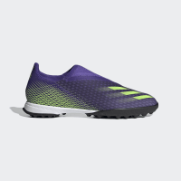 Deals on Adidas Men's X Ghosted.3 Laceless Turf Cleats Shoes