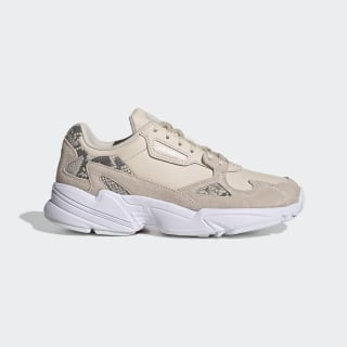 adidas Falcon Shoes - Beige | adidas UK