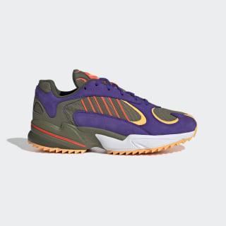 adidas Yung 1 Trail schoenen zwart