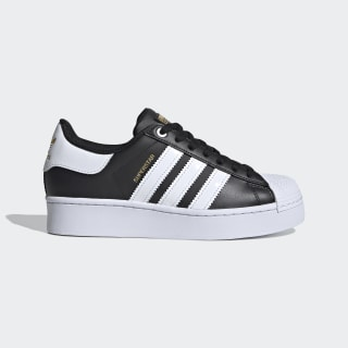 adidas Tenis Superstar Bold Mujer - Negro | adidas Colombia