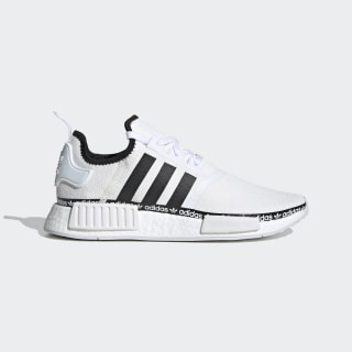 Adidas Nmd R1 Shoes White Adidas Thailand