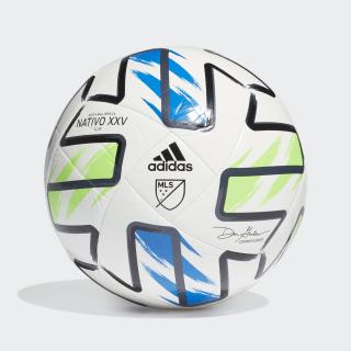 adidas MLS Nativo XXV Club Ball - White