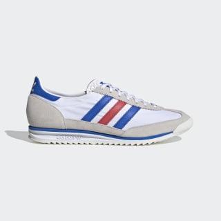 Pedagogía Te mejorarás Soltero  adidas SL 72 Shoes - White | adidas UK