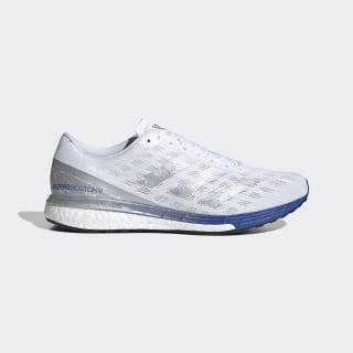 adidas Adizero Boston 9 Laufschuh Weiß | adidas Deutschland