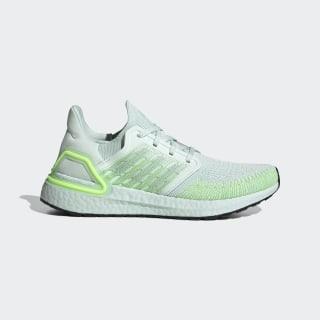 Buty męskie sneakersy adidas Ultraboost 20 EG0710 | ZIELONY