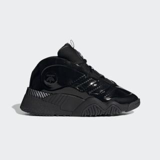 lo mas baratas Promoción de ventas ahorrar adidas Originals by AW Turnout BBall Shoes - Black   adidas UK