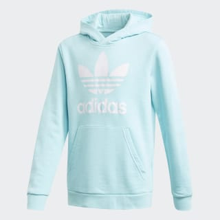 adidas Kinder Trefoil Hoodie Sweatshirt: : Sport