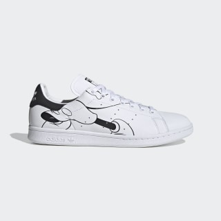 adidas Disney Mickey Mouse Stan Smith Shoes Vit | adidas Sweden