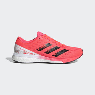 adidas Adizero Boston 9 Shoes - Pink   adidas US