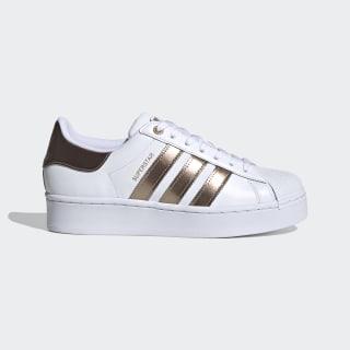 adidas superstar metallic - damen schuhe