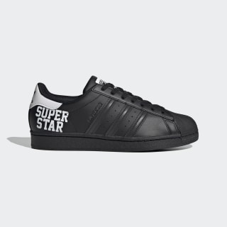 adidas Superstar Shoes - Black