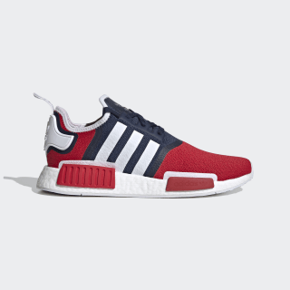 Adidas Nmd R1 Shoes Blue Adidas Us
