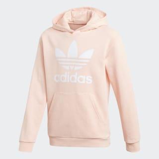 Sweat shirt à capuche Trefoil Rose adidas | adidas France