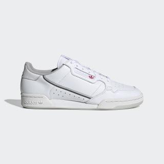 adidas Continental 80 Shoes Bialy | adidas Poland