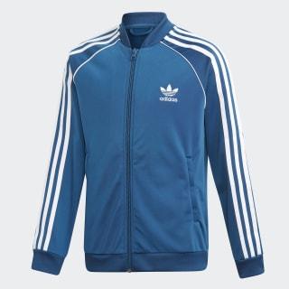 Veste de survêtement SST Bleu adidas | adidas France