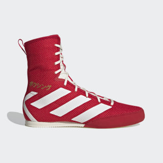 red adidas boxing shoes cheap online