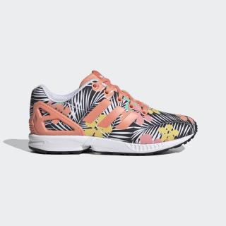 adidas ZX Flux Shoes - Orange | adidas US