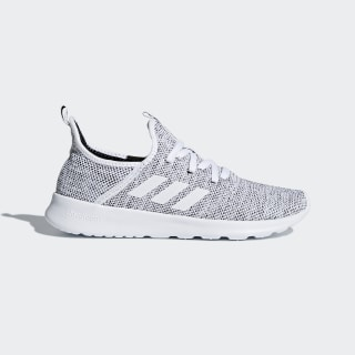 adidas cloudfoam pure white