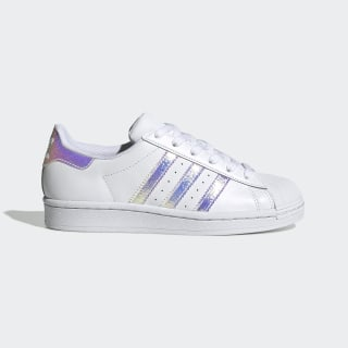 adidas superstar original white hologram iridescent