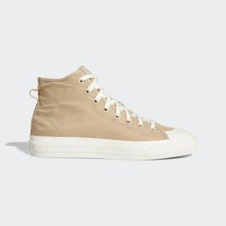 adidas Nizza Hi RF Shoes - Beige