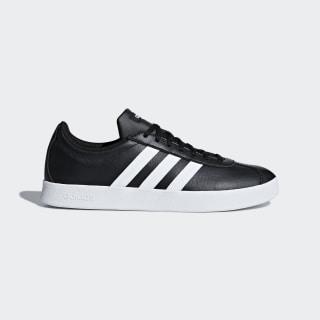 adidas VL Court 2.0 Schoenen Zwart | adidas Officiële Shop