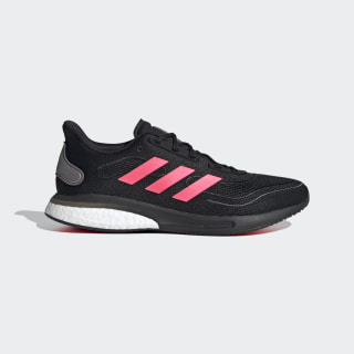 Adidas supernova m, scarpe running uomo, nero (core black