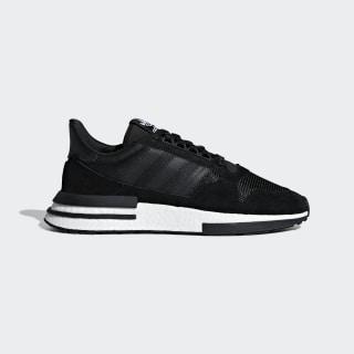 Intensivo A fondo Intentar  adidas ZX 500 RM Shoes - Black   adidas UK