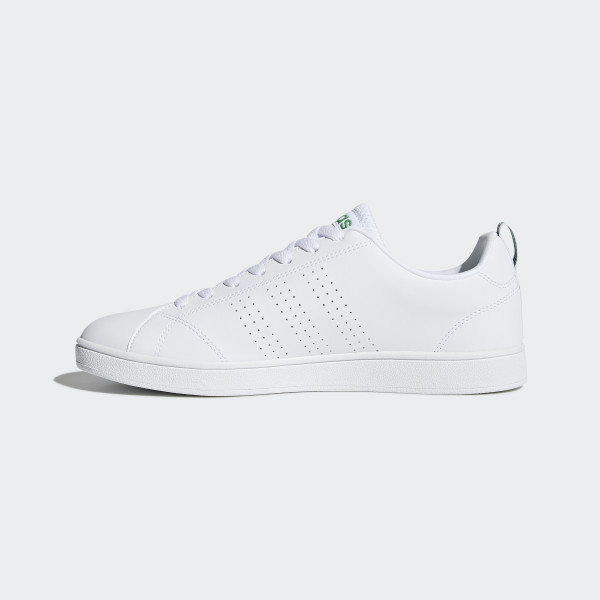 online store 19850 16d87 Vs Italia Advantage Scarpe Clean Adidas Bianco pdwwXx