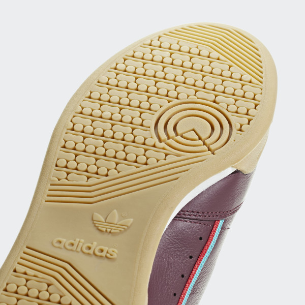 Adidas Rouge Continental Chaussure 80 France qFSxt