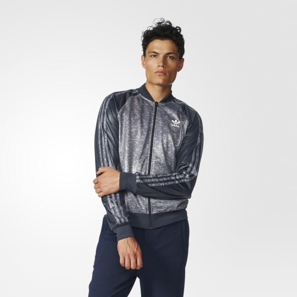 Gris Chile Sst Essentials Chaqueta Adidas vZfHxq
