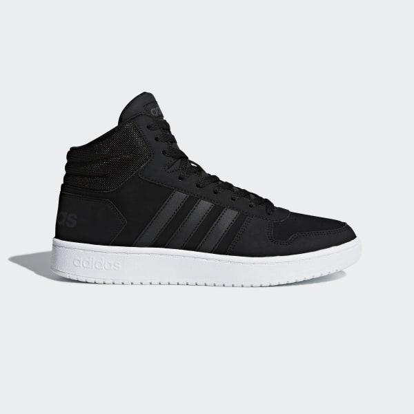 0 Noir Vs Adidas Mid Chaussure Canada Hoops 2 fqPnX4AxYw