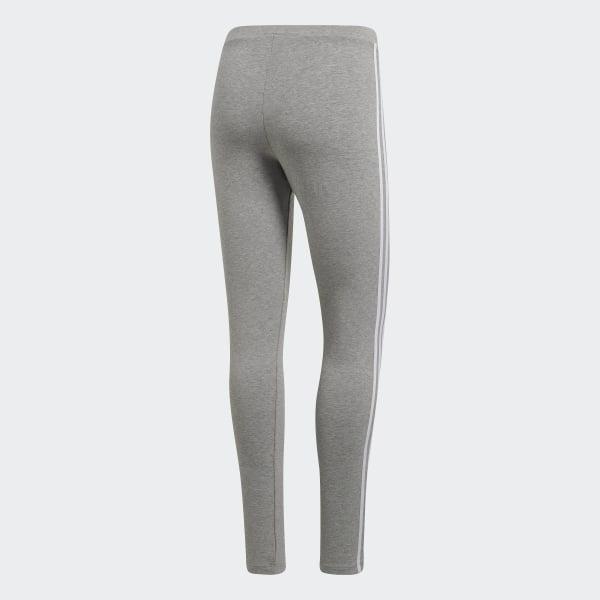 Us Adidas Stripes Grey 3 Tights qq1waYS