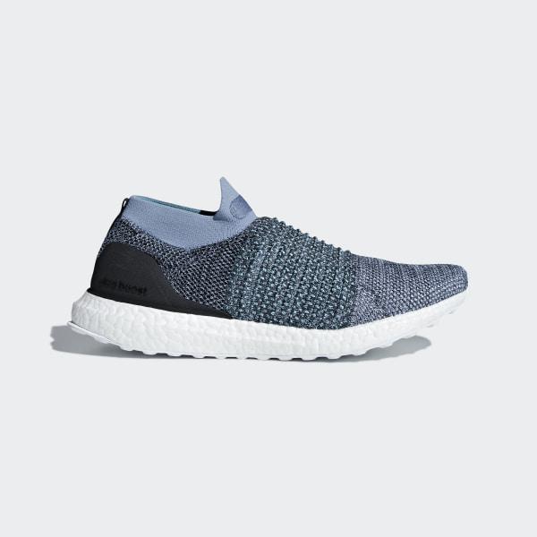 save off f707f bd87b Ultraboost Adidas Blau Schuh Laceless Deutschland Parley Bwq