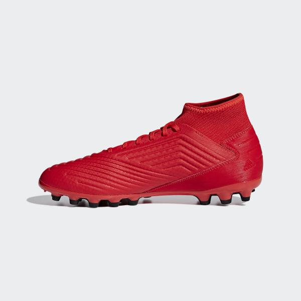 san francisco b205c 999d3 3 Scarpe 19 Adidas Artificial Calcio Rosso Grass Da Predator qxHwPpxf6