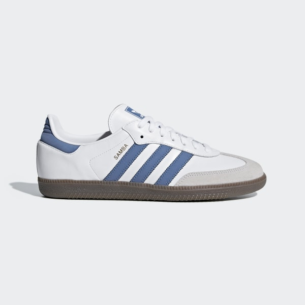 Og Scarpe Adidas Bianco Italia Samba gwq5wO