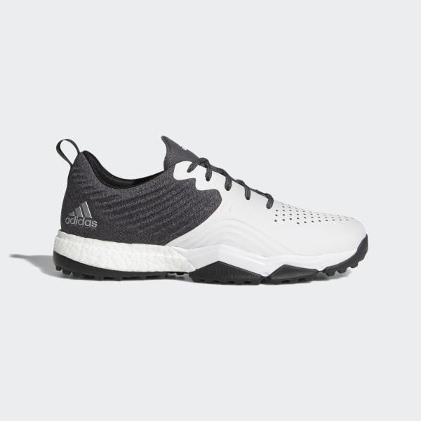 Adipower S Ons schoenen 4orged zwart Adidas AqSz8S