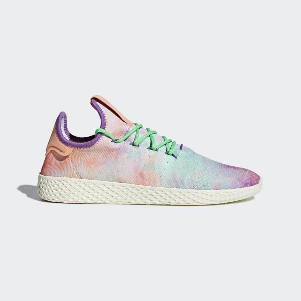 Adidas Mc Pharrell Williams Shoes Tennis Orange Holi Hu grgBqwX