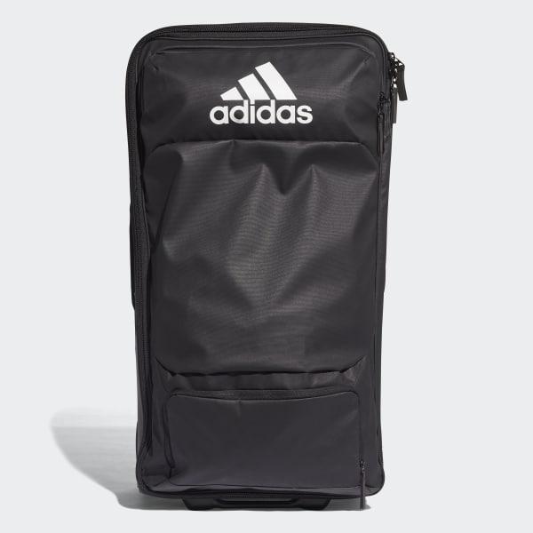De España Negro Bolsa Deporte Ruedas Con Adidas TwqUxTdg6B