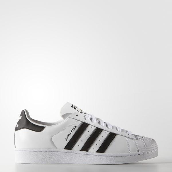 Originals Blanco Zapatos Adidas Bearfoot Nigo Superstar 8v0NOnmw